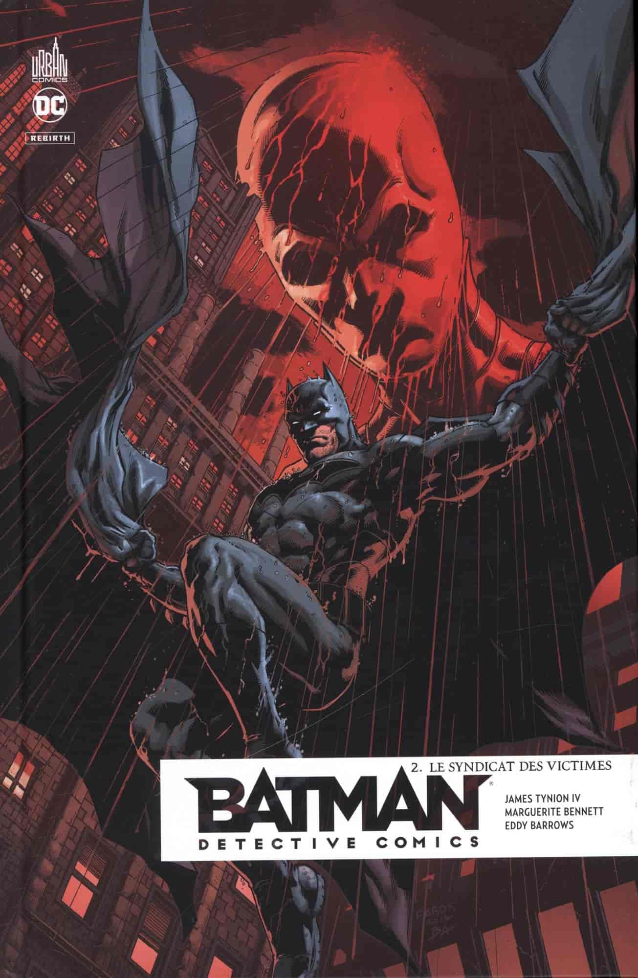 batman comics aide