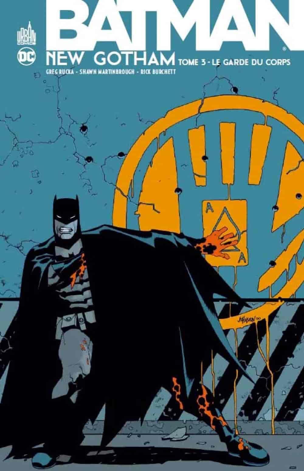 batman metal volume 2