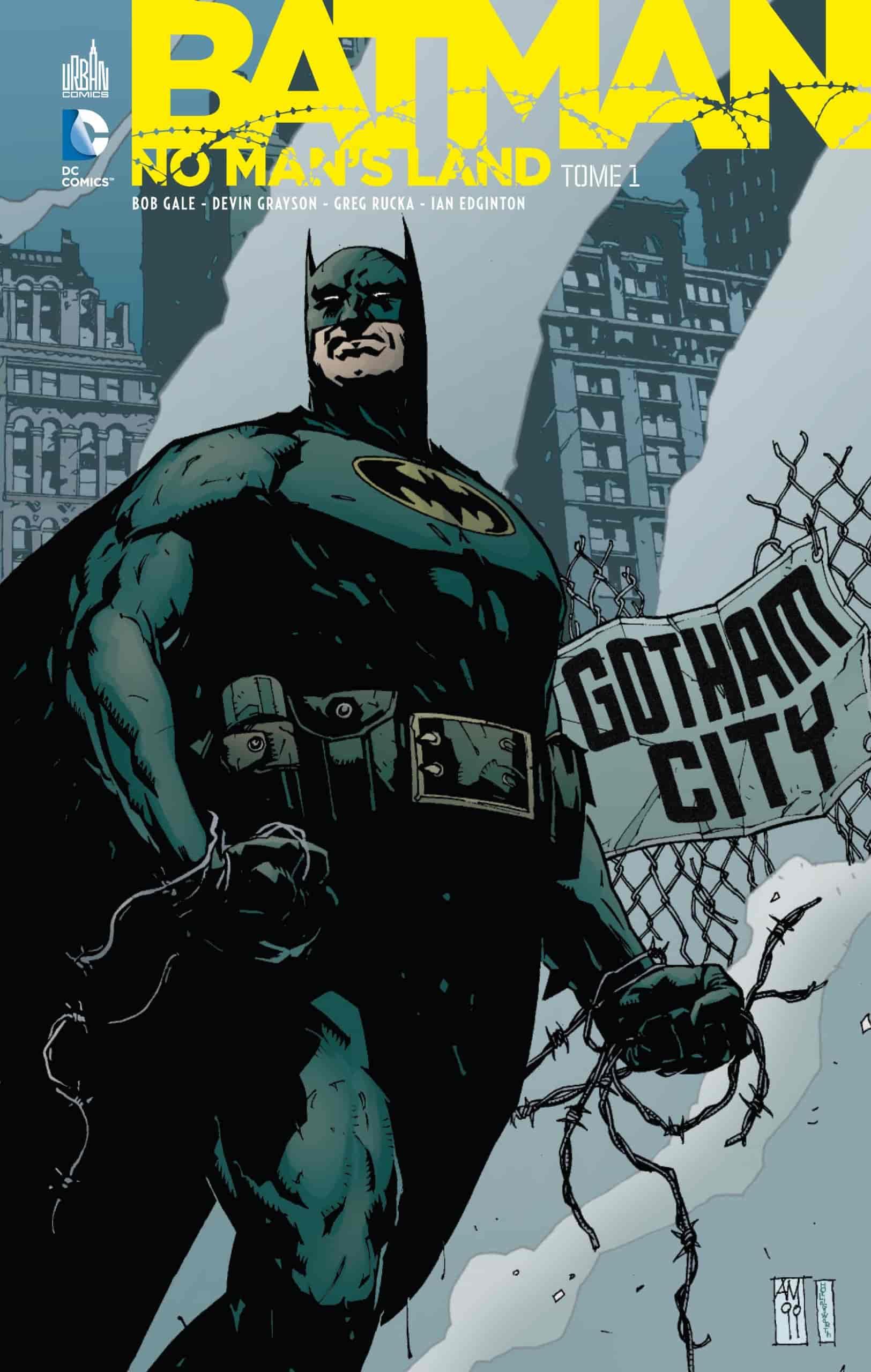 chronologie batman bdgest