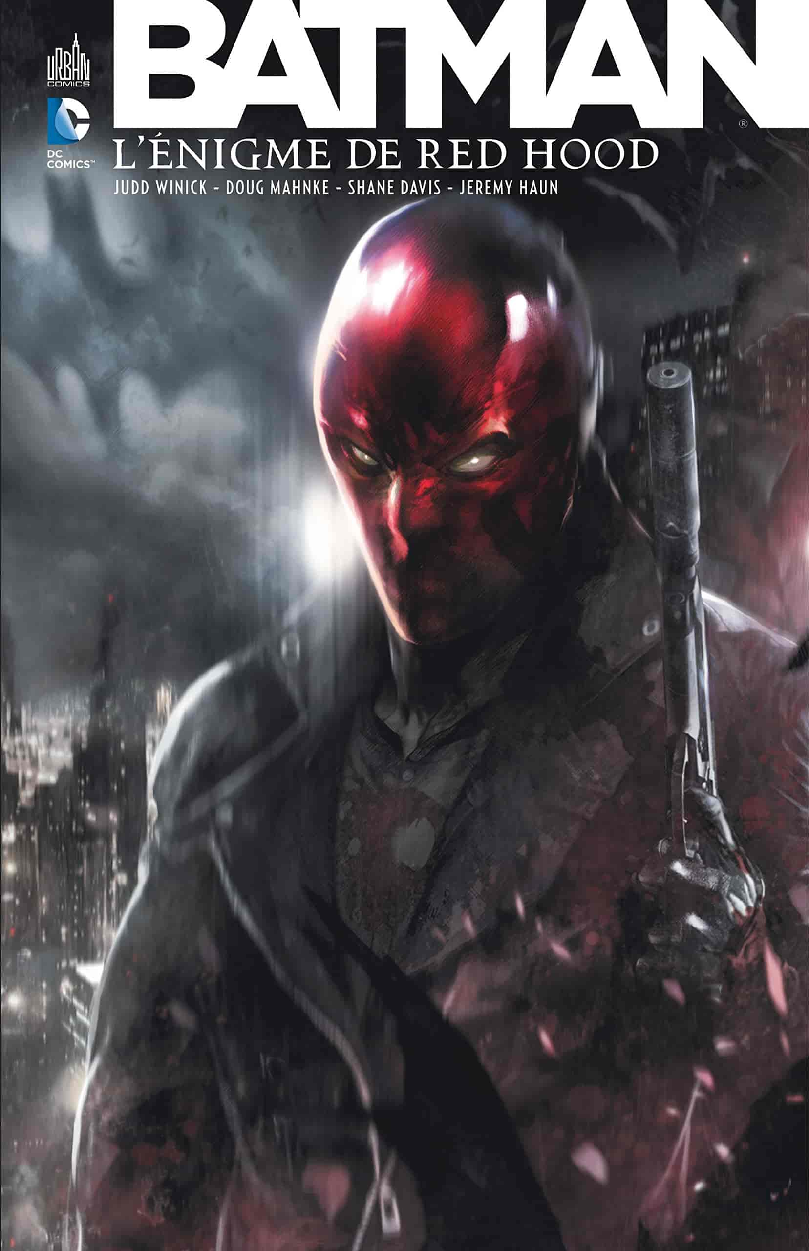 comics red hood