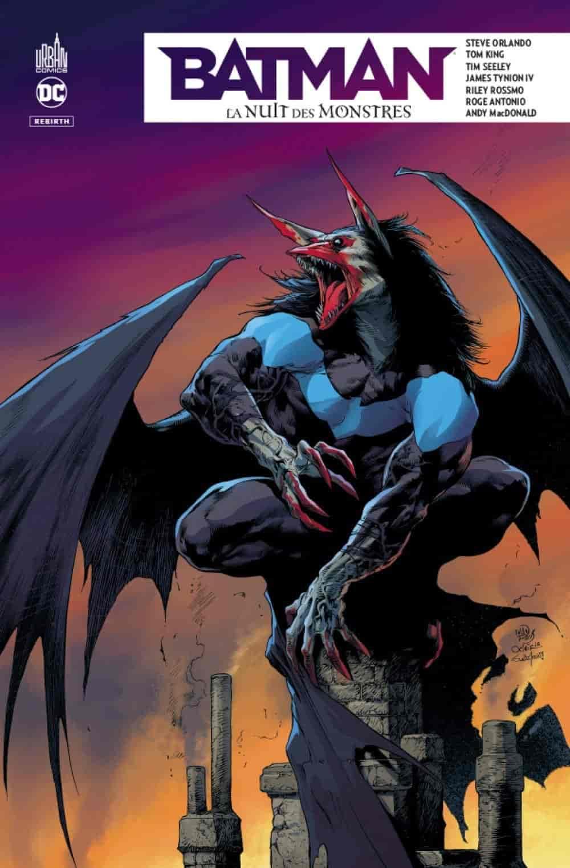 crossover comics rebirth