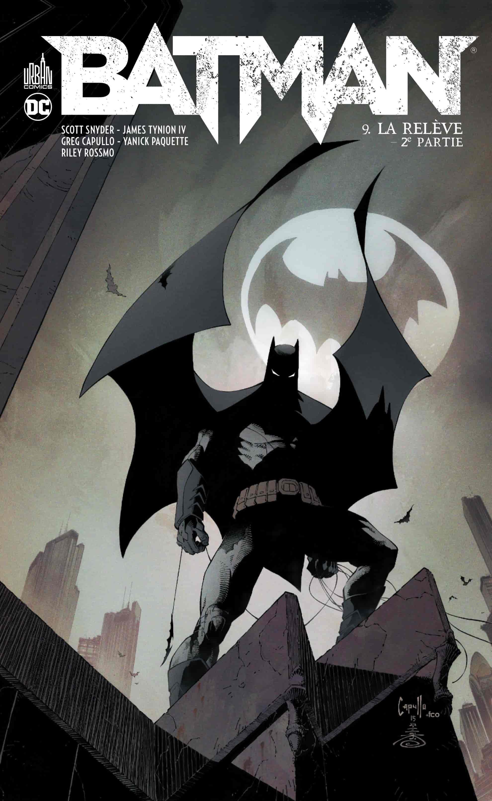 fin batman new 52