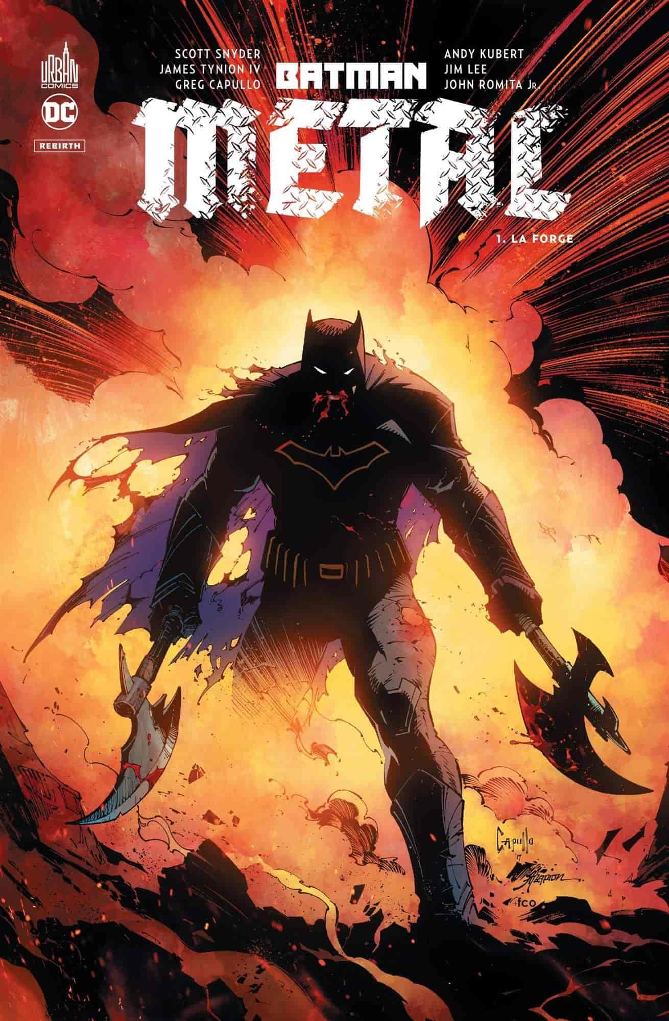 guide batman metal