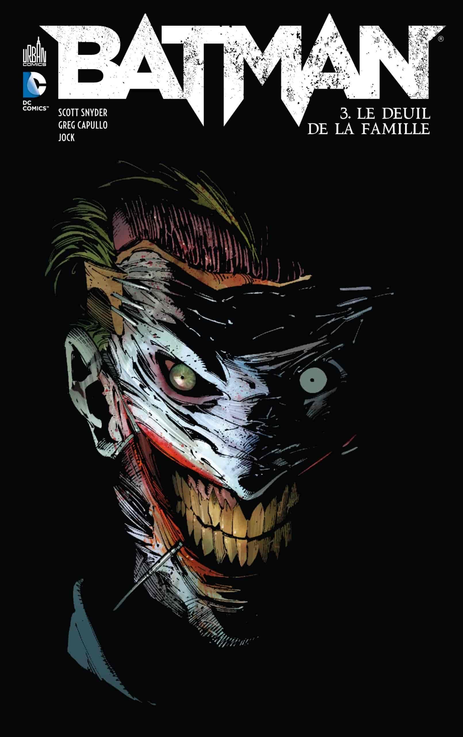 guide batman new 52