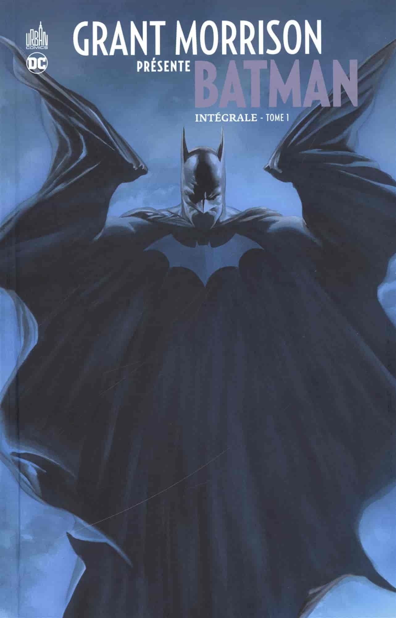 ordre lecture batman