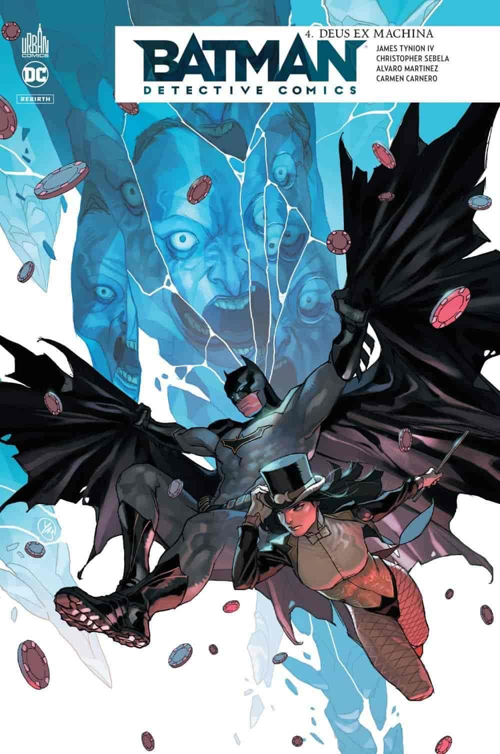 par ou commencer les comics batman