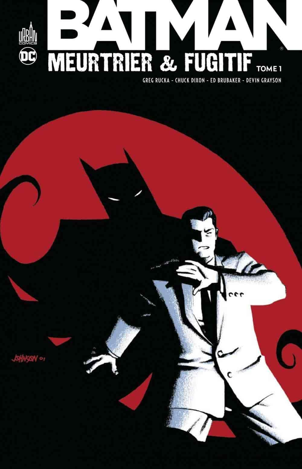 timeline batman