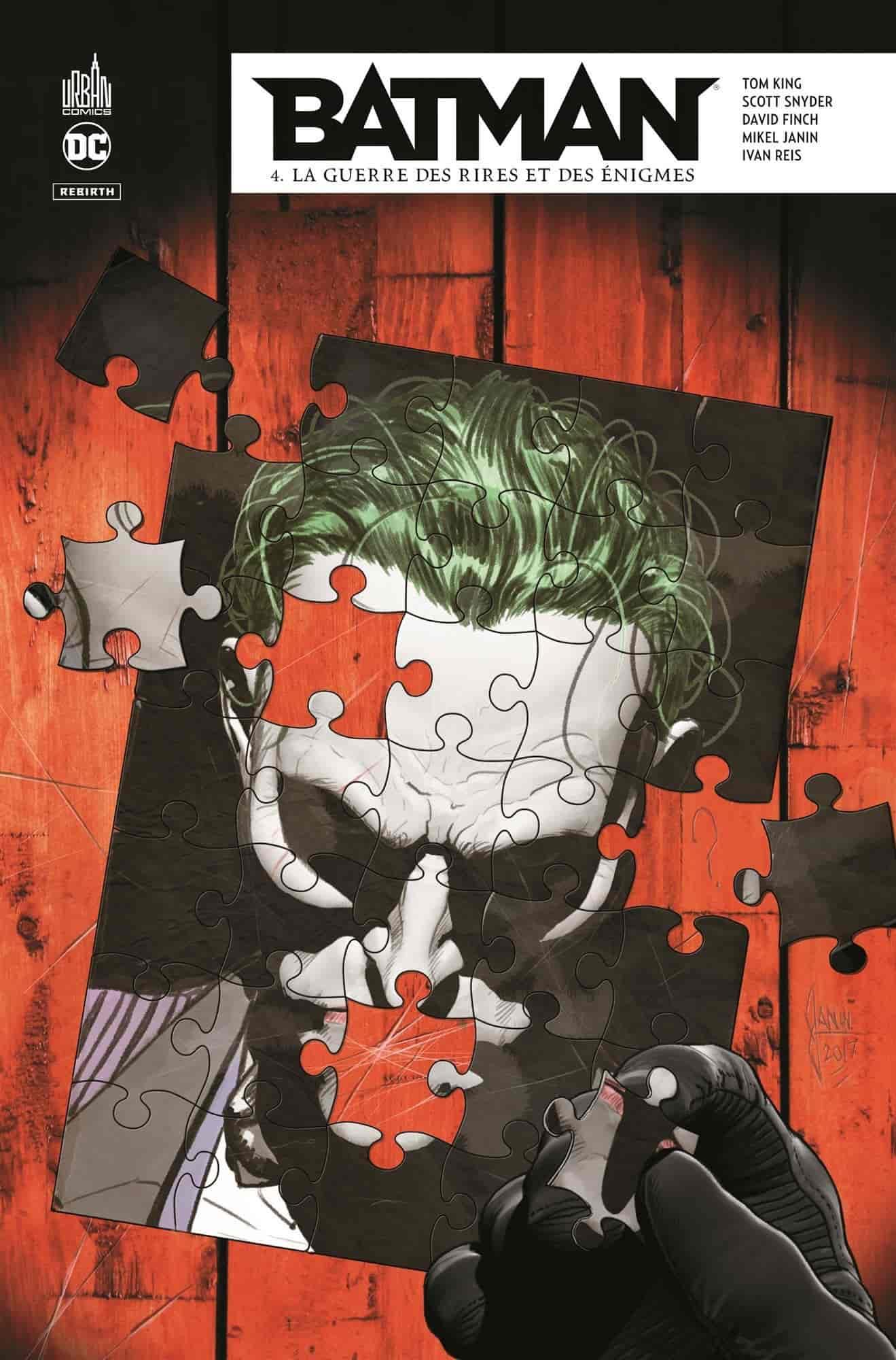 top comics batman rebirth