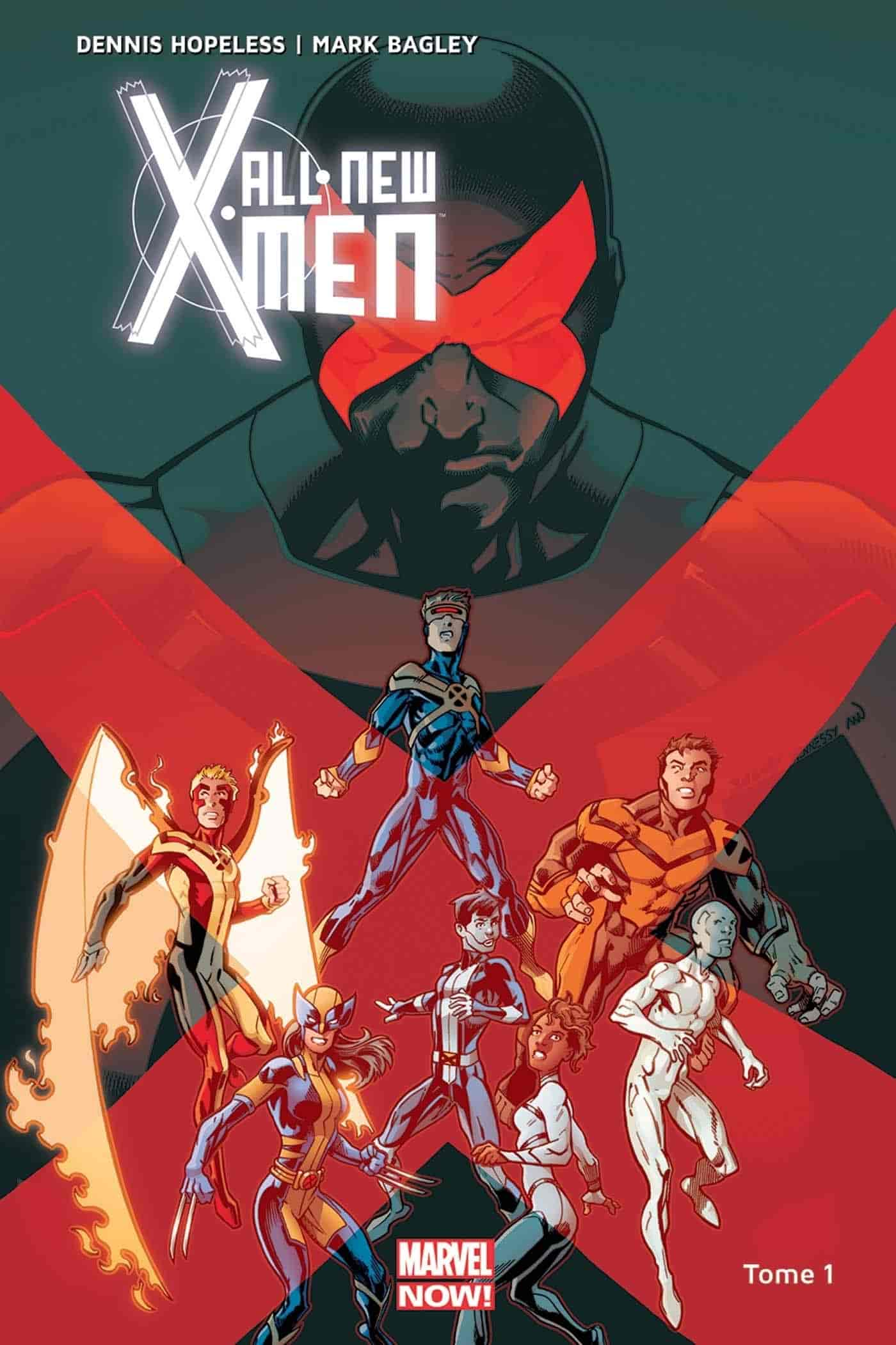 all-new x-men comics