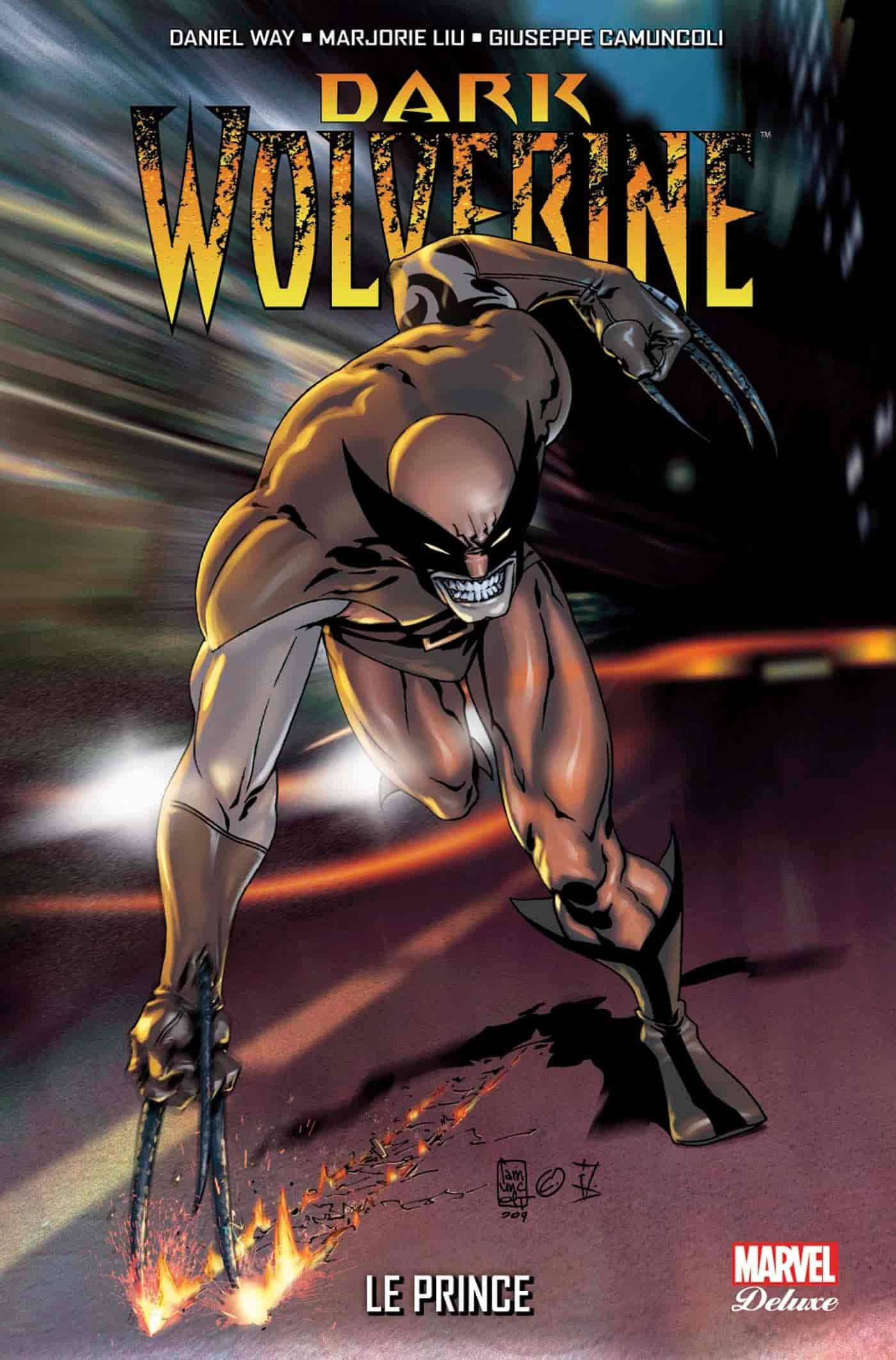 comics dark wolverine