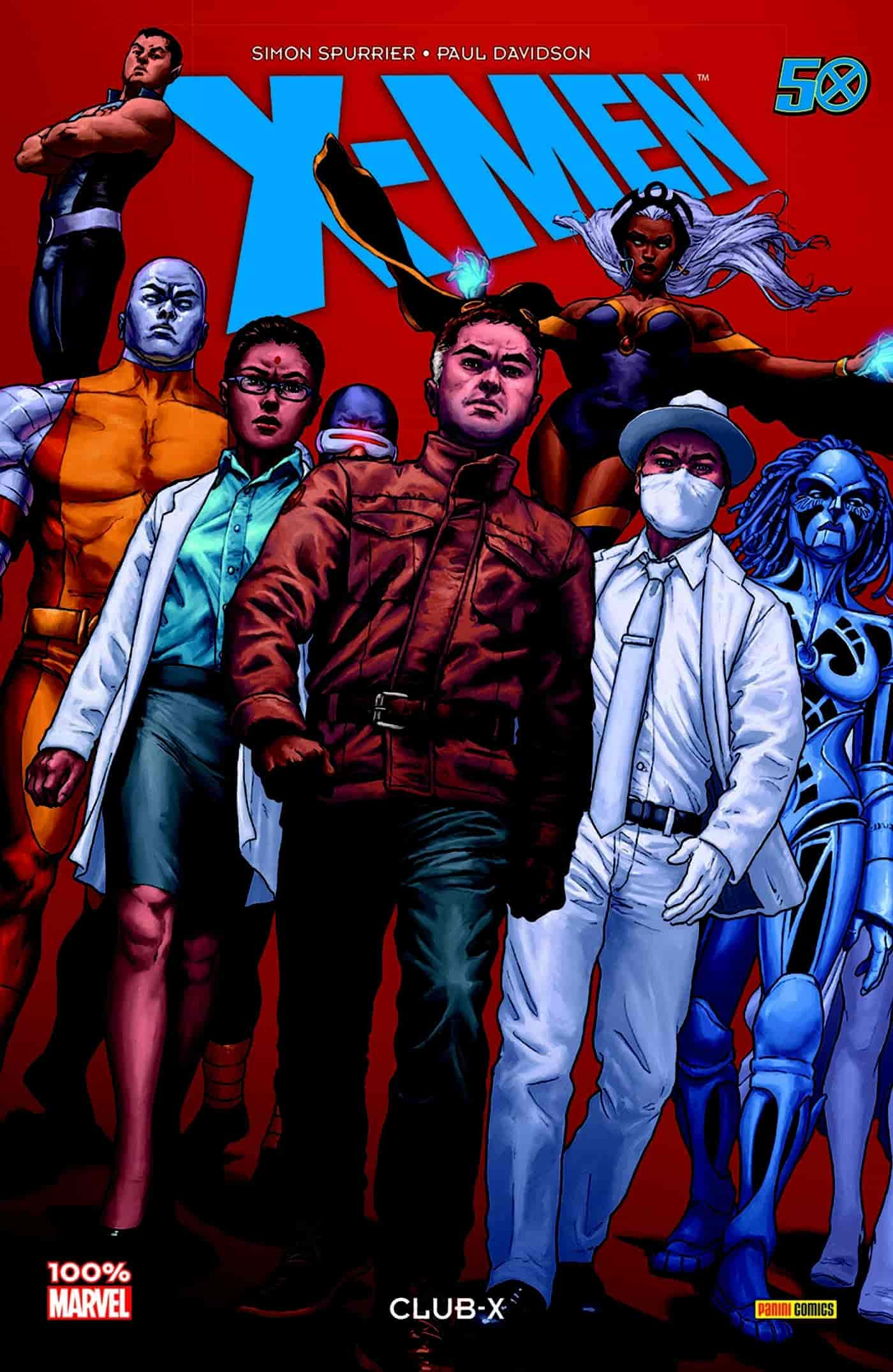 comics incontournable x-men