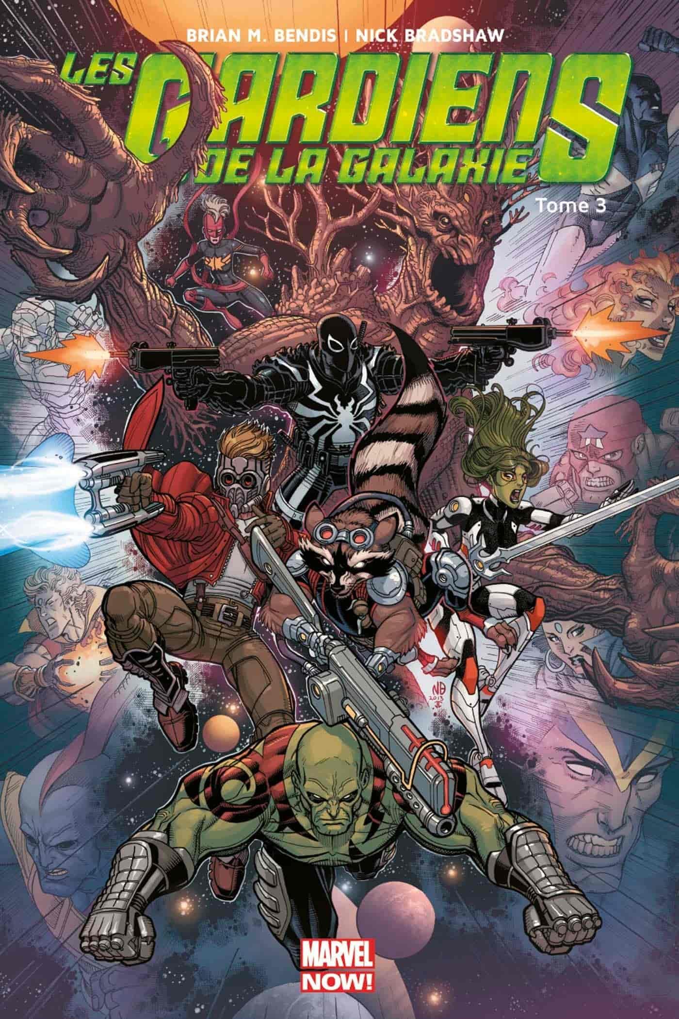 comics venom espace