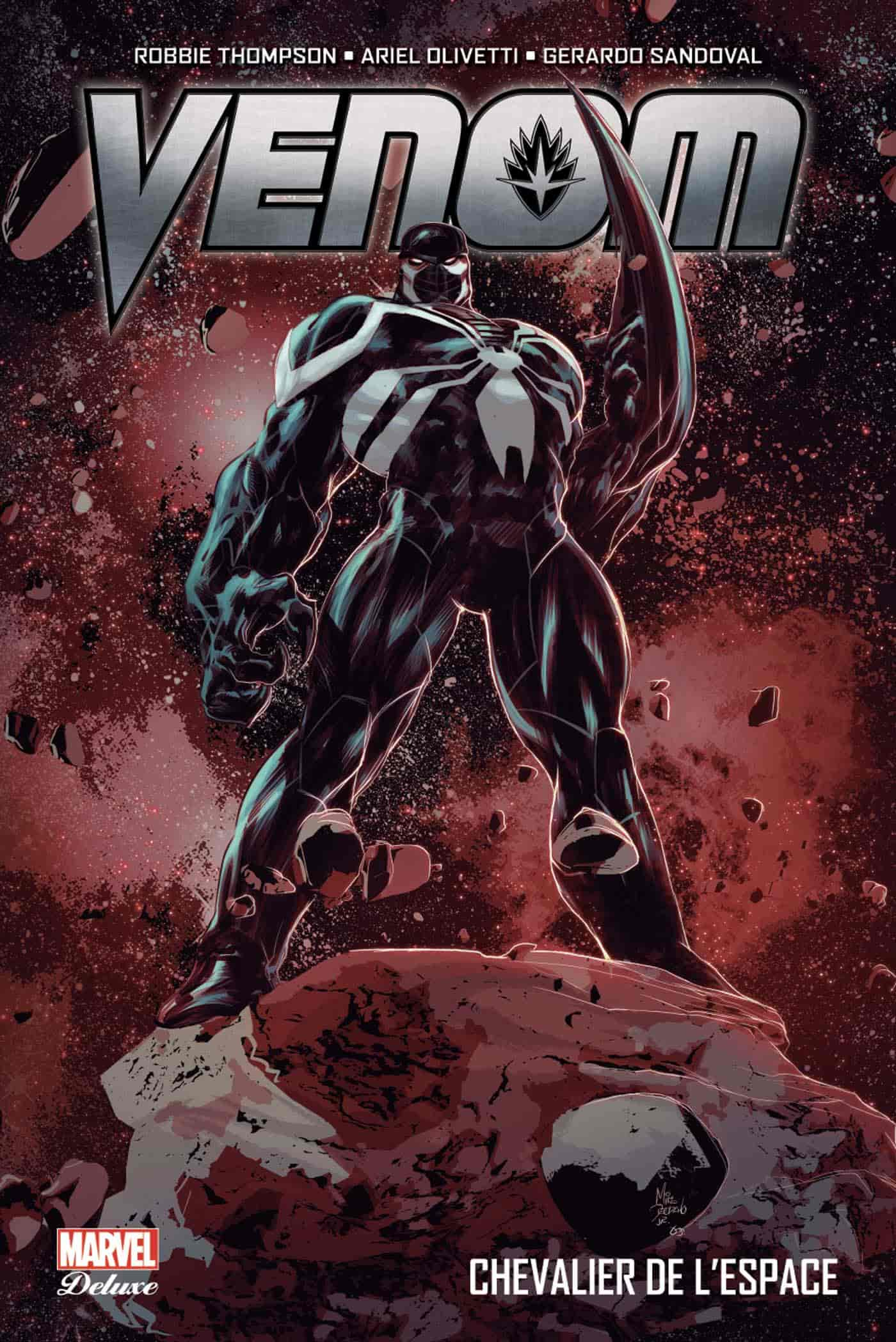 guide comics venom espace