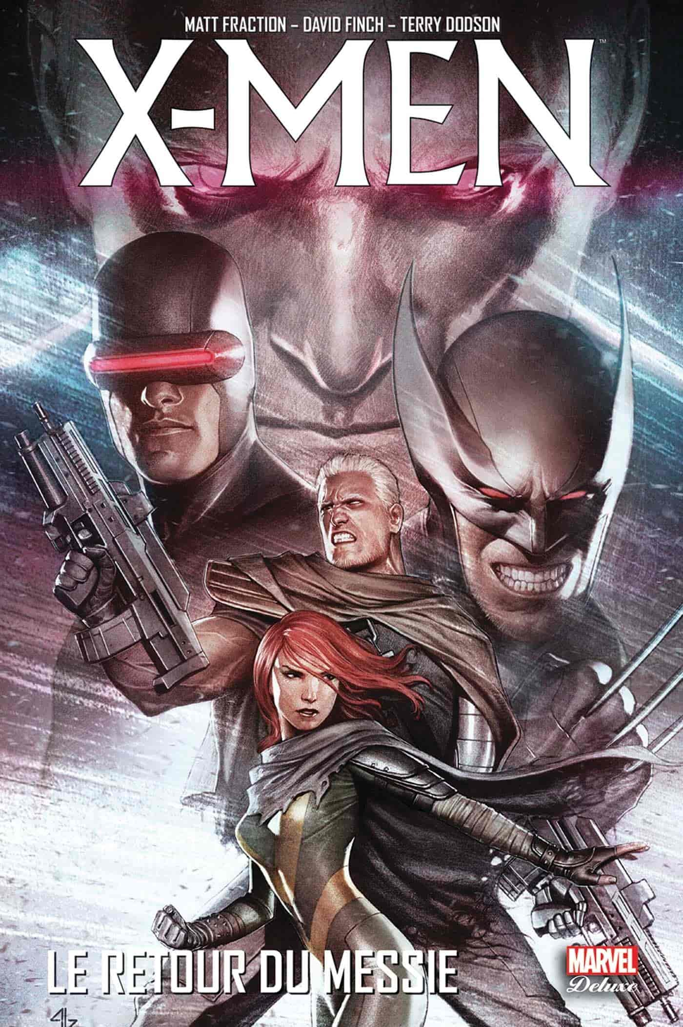 guide trilogie du messie x-men