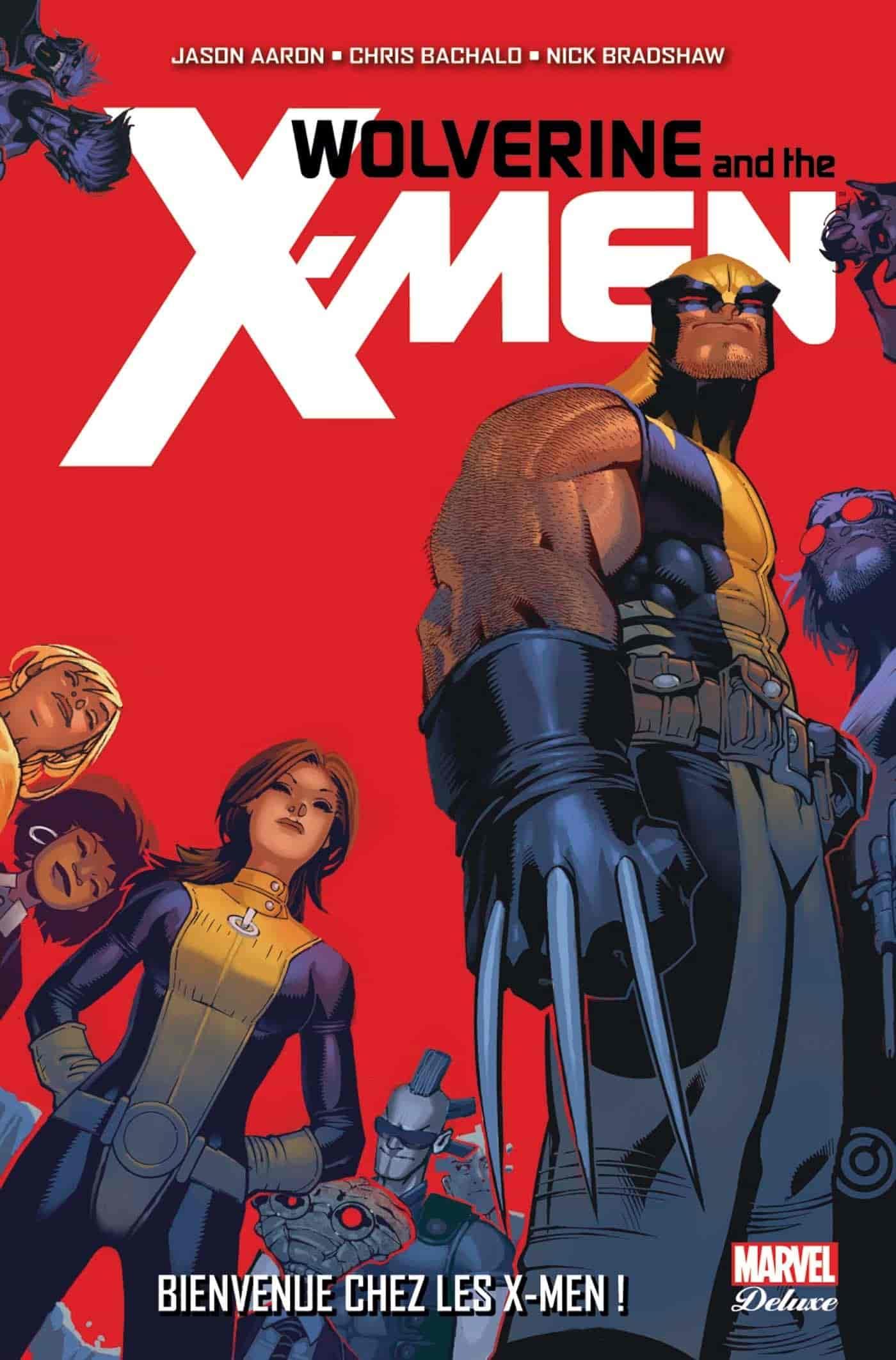 liste comics x-men