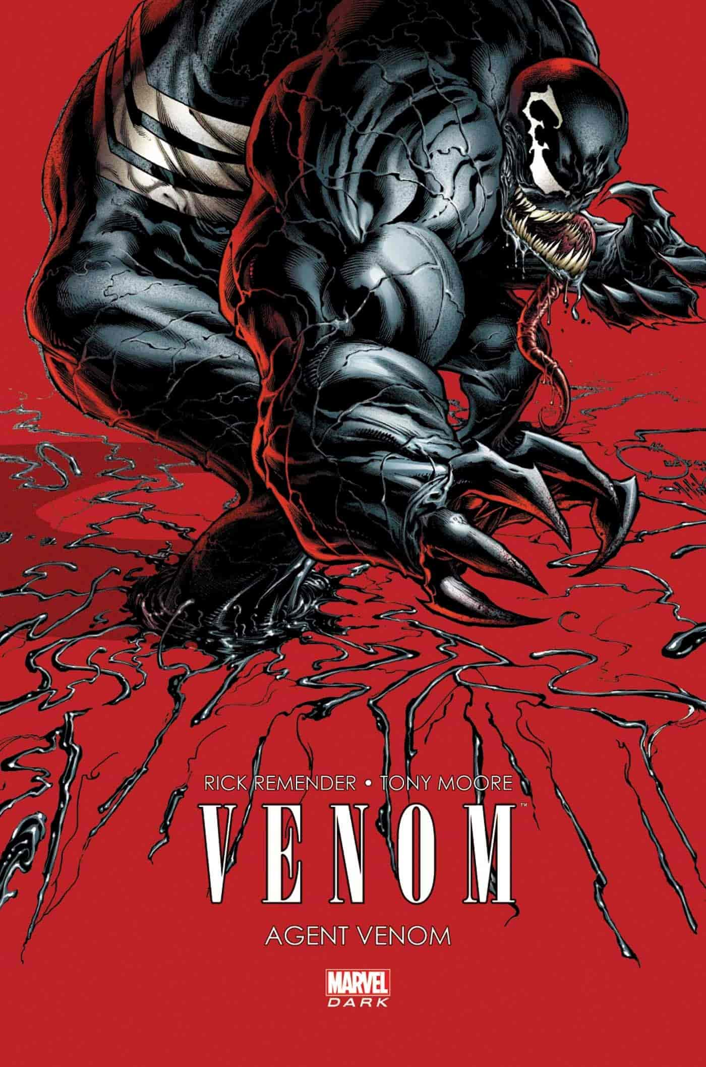 liste different venom