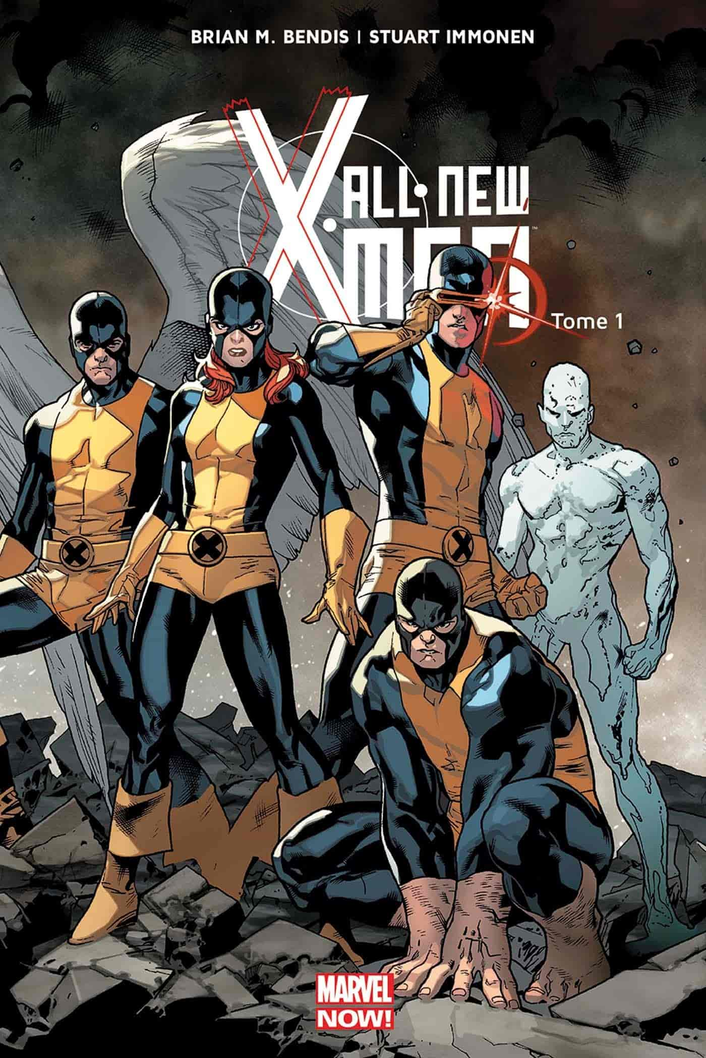 meilleurs comics x-men moderne