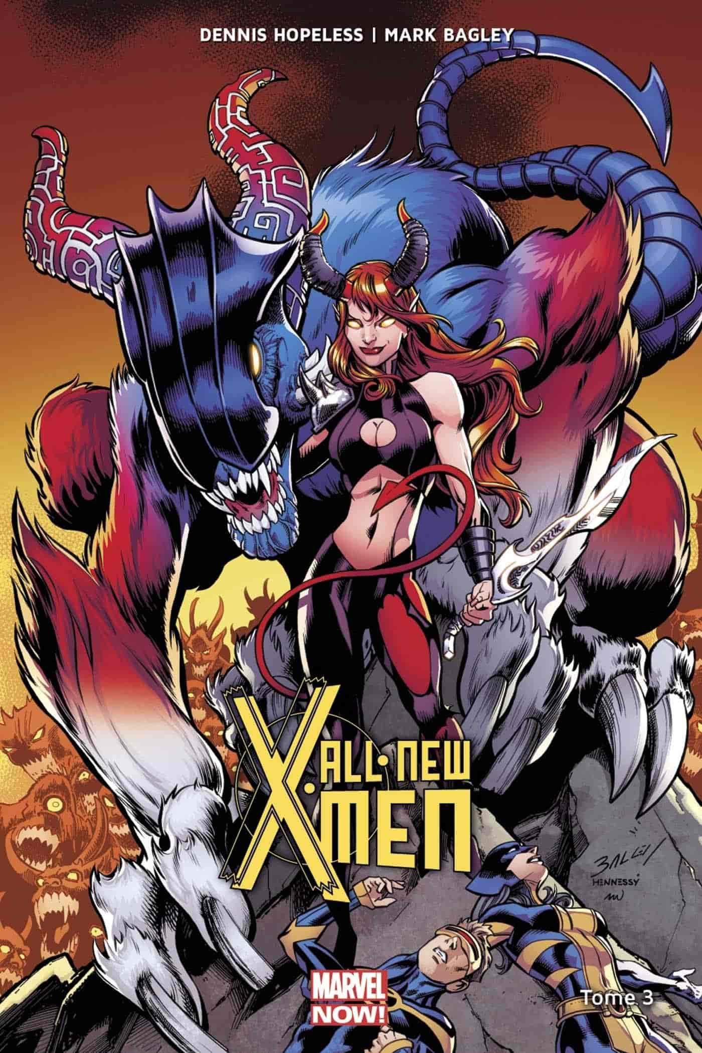 nouveau lecteur comics x-men
