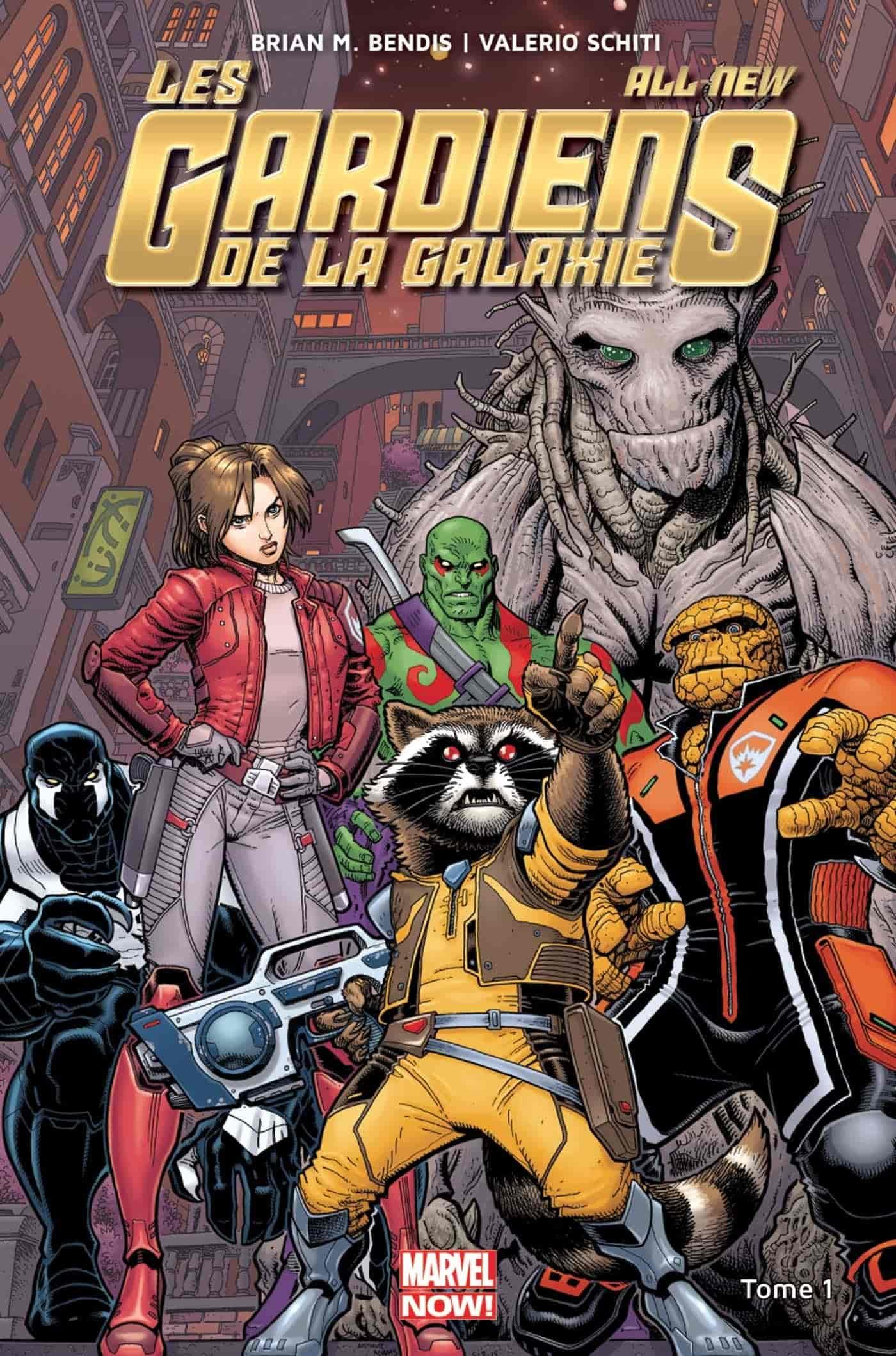 par ou commencer les comics Marvel