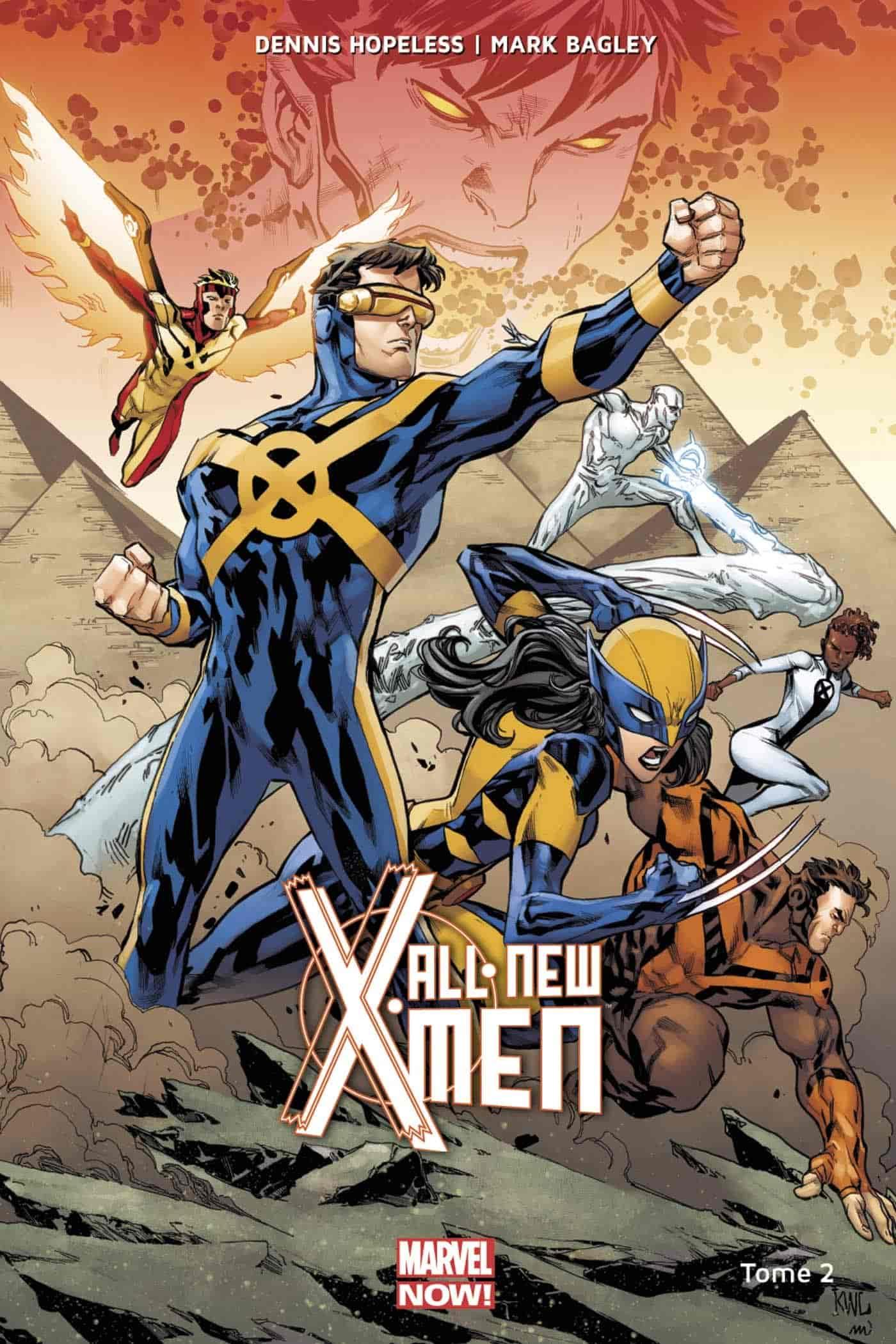 par ou commencer les comics x-men