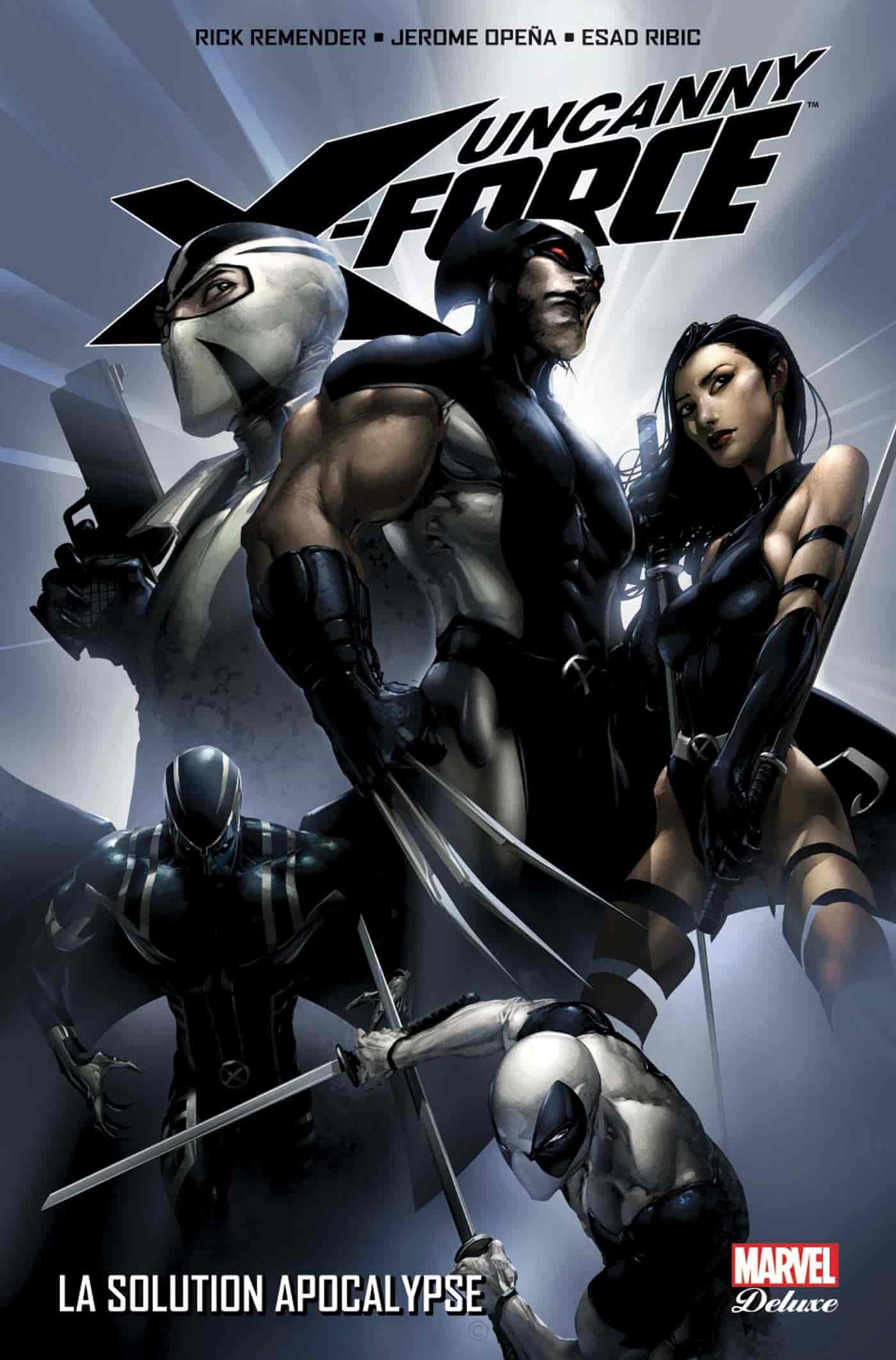 quel comics x-men commencer