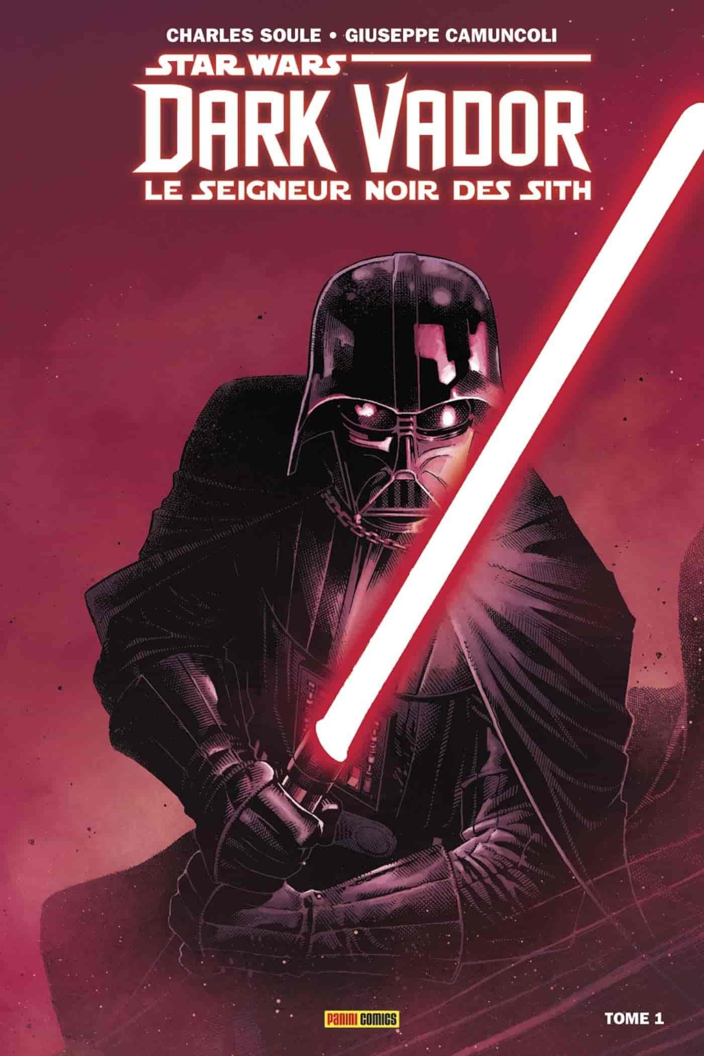 comics dark vador