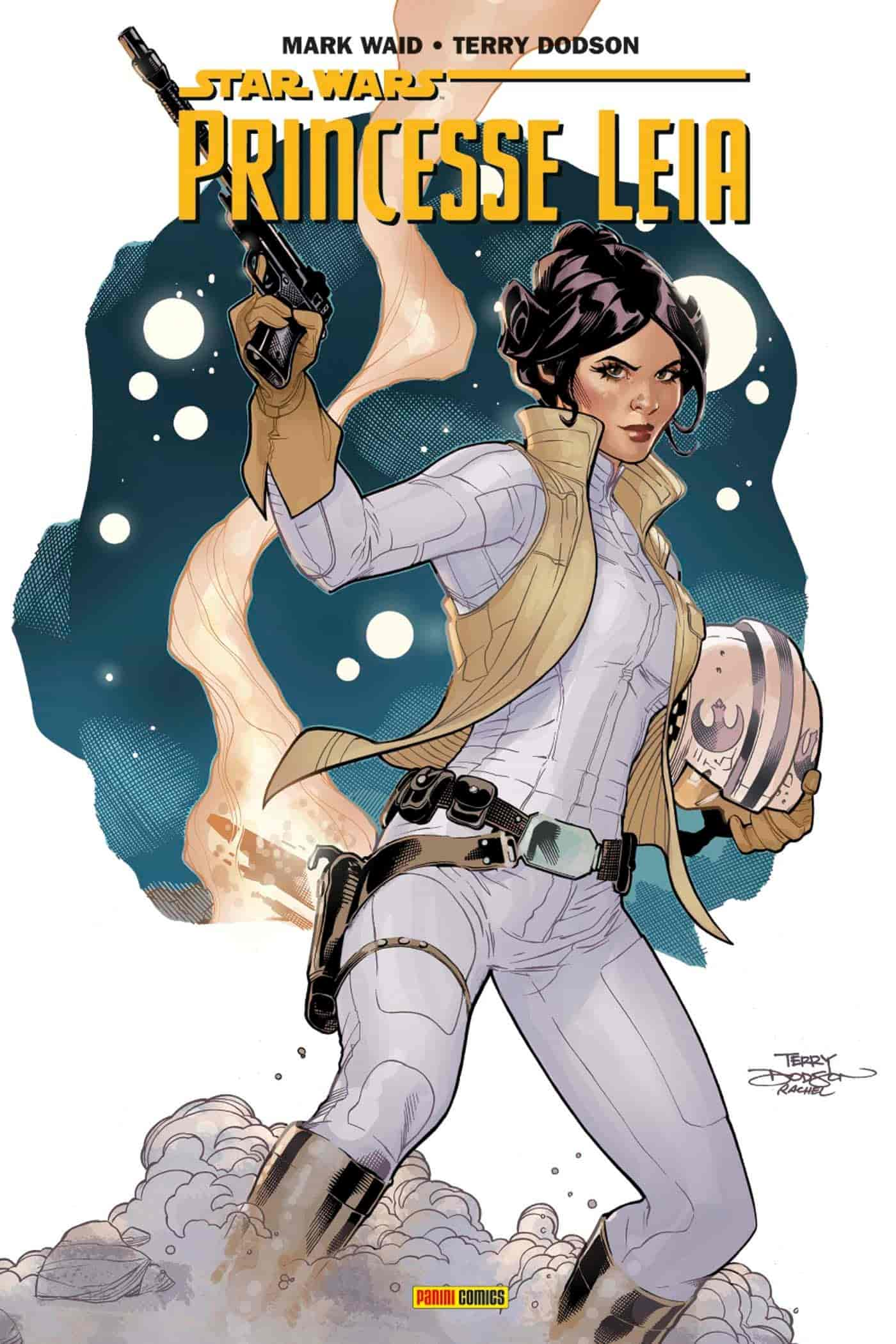 comics princesse leia