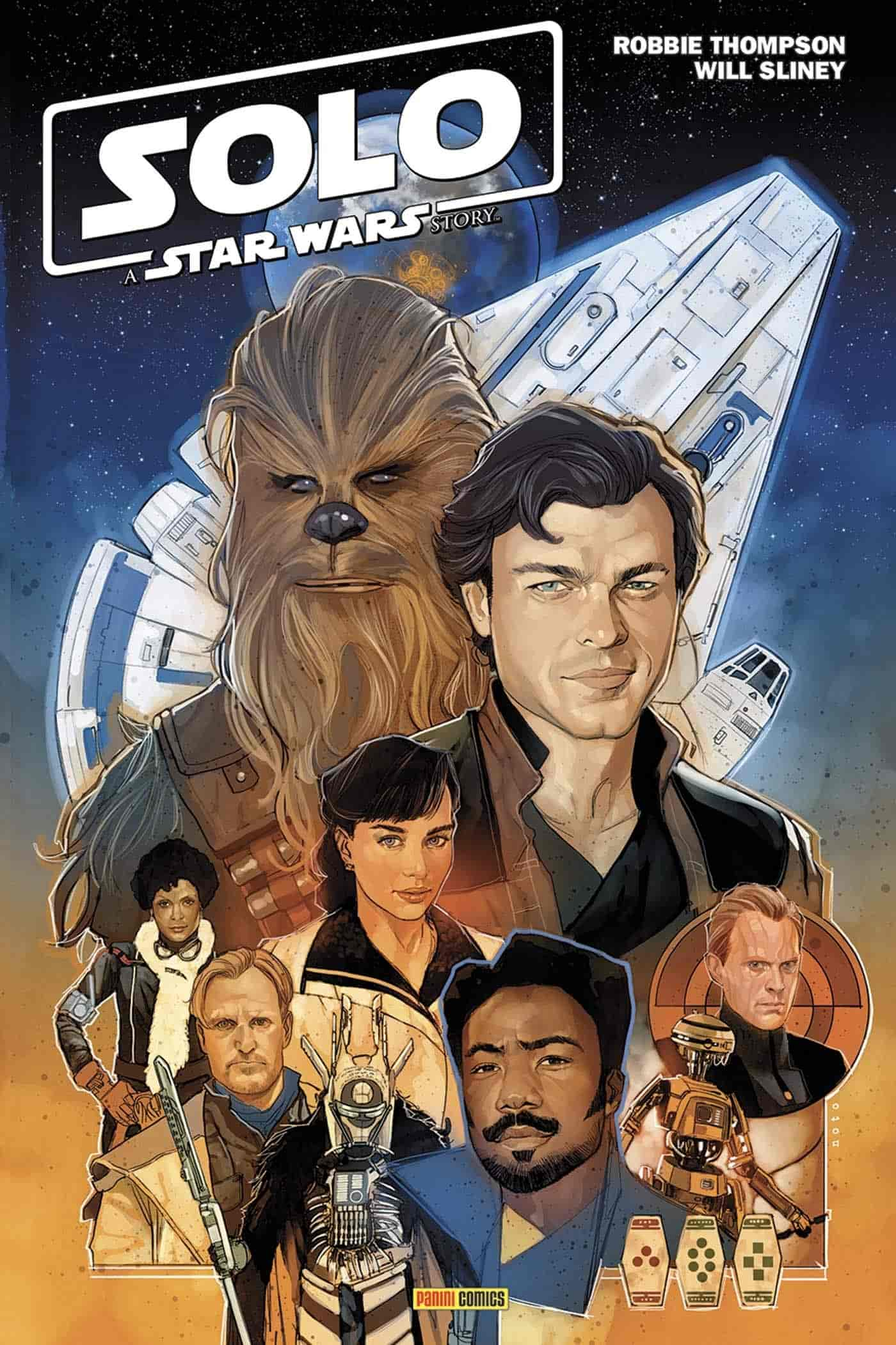 comics solo star wars