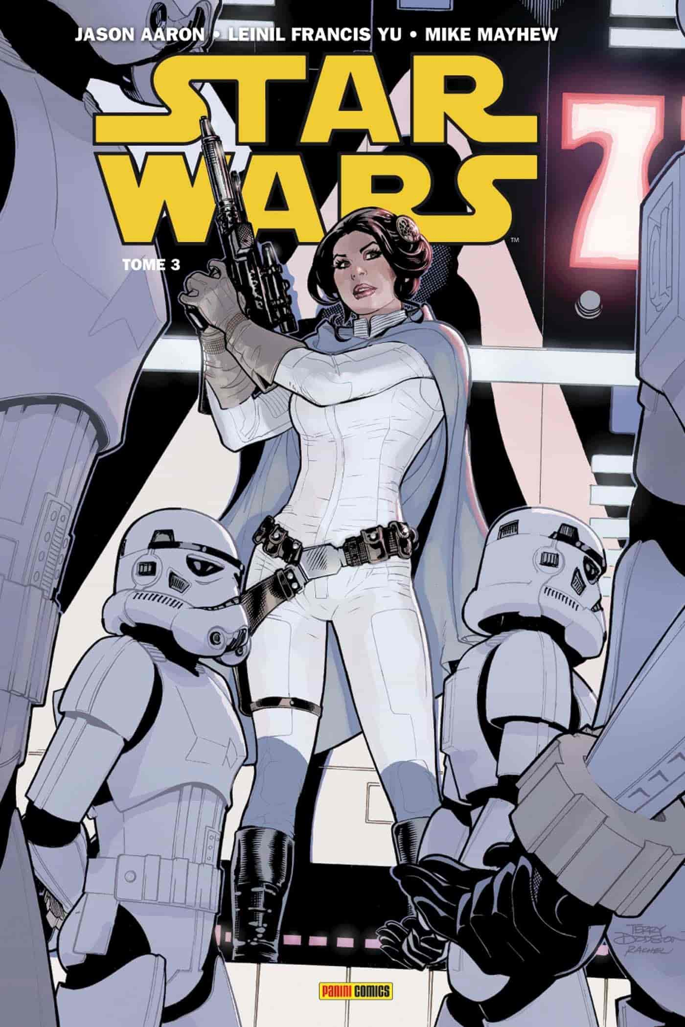 ordre chronologique comics star wars
