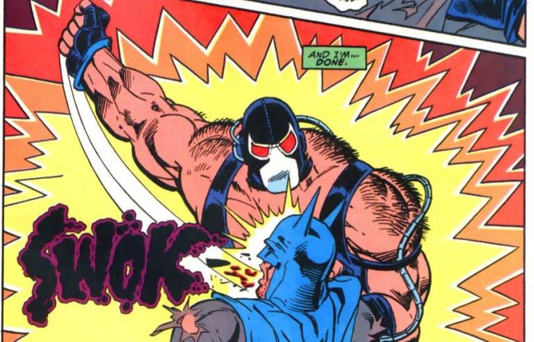 chronologie comics batman