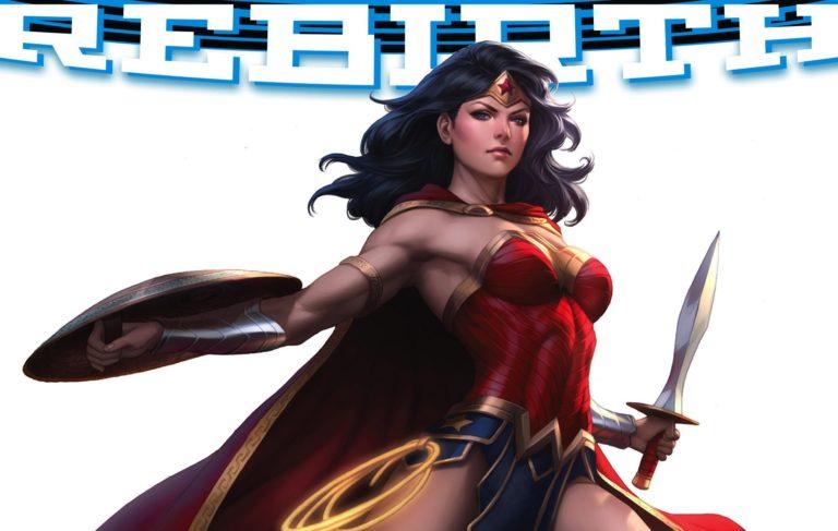 commencer comics avec rebirth