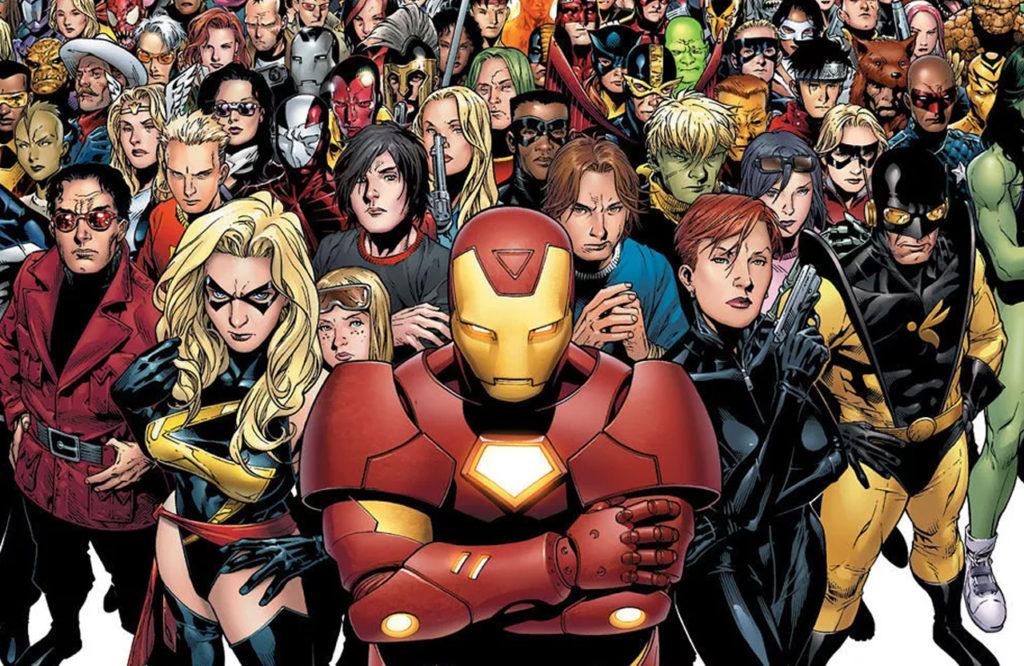 guide comics x-men