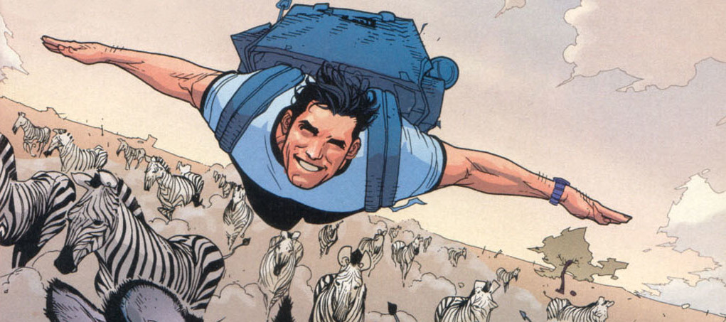 aide comics superman