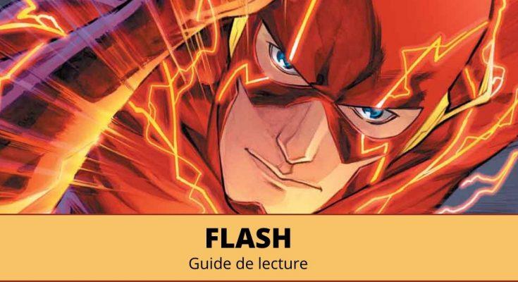Guide de lecture comics Flash