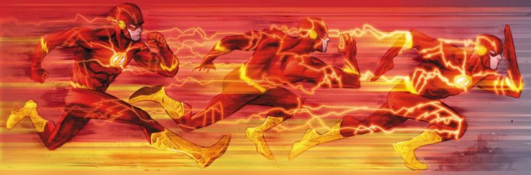 liste comics flash
