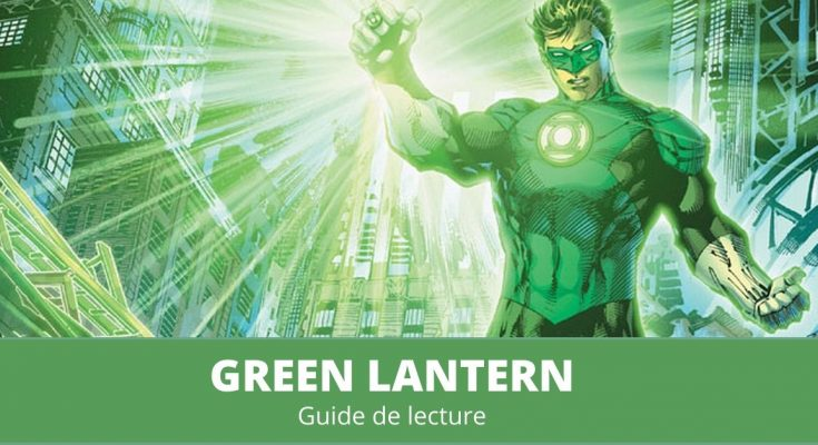 Guide de lecture Green Lantern