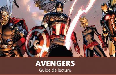 guide de lecture Avengers