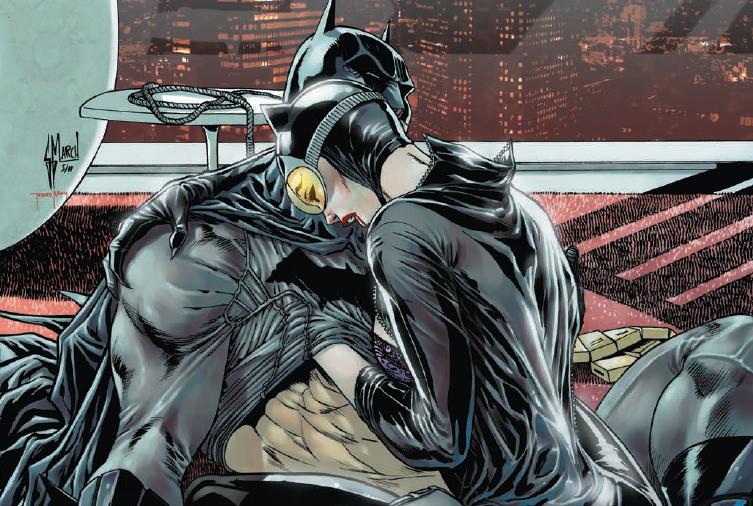 comics catwoman new 52
