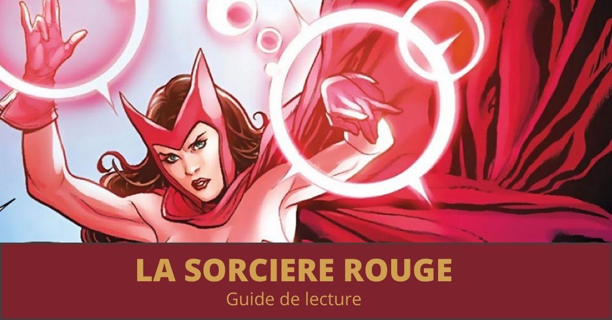 guide comics sorciere rouge vision