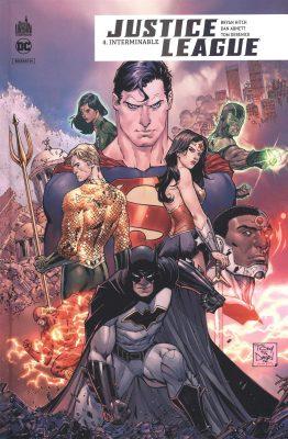 batman flash rebirth