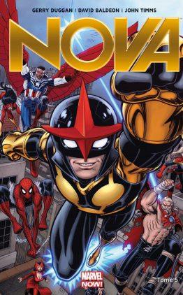 best of comics nova