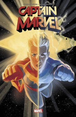 captain marvel origine
