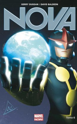 collection comics nova