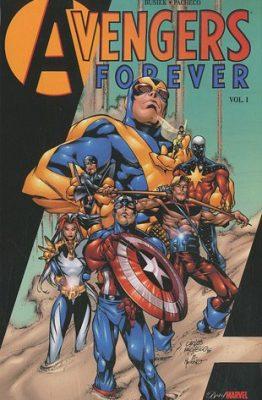 comics avengers endgame