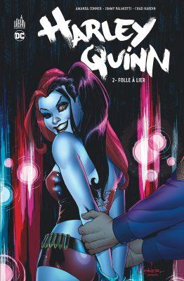 comics harley queen new 52