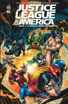 comics ligue justice