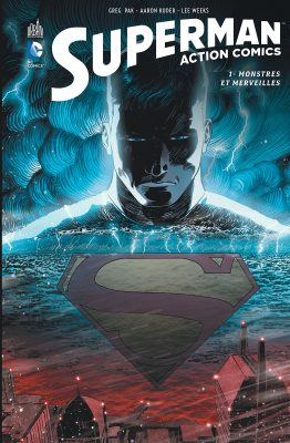comics superman par où commencer