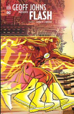 commencer comics flash