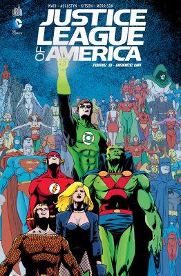 commencer comics justice league