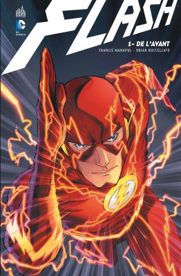 commencer flash avec new 52